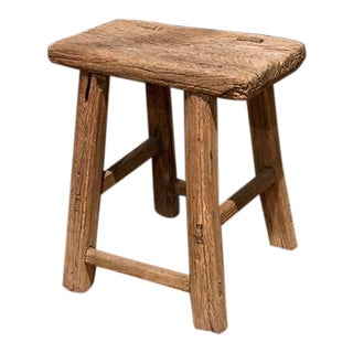English Joint Stool For Sale
