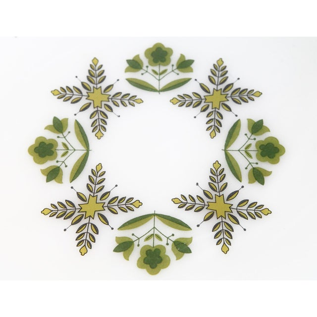 Anchor Hocking White Milk Glass Oval Dinner Plates - Set of 6 For Sale - Image 4 of 6