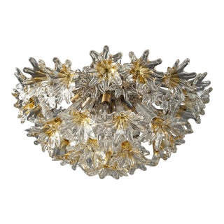 Ceiling Light by Venini & Co.