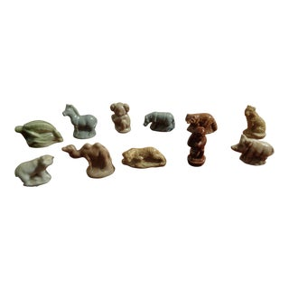 Vintage Animal Figurines - Set of 11 For Sale