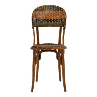 Austrian Thonet Bistro Chairs For Sale