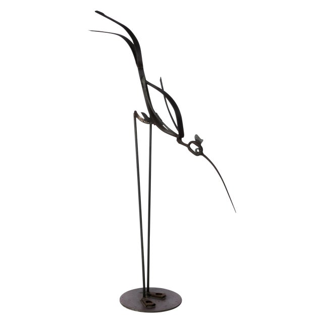 Hess Mid Century Bird Sculpture - Image 1 of 3