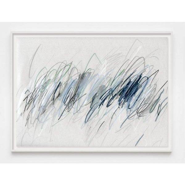 "Abstract Expressionism ""Love Streams No. 1"" Unframed Print For Sale - Image 3 of 5"