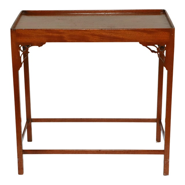 Late 20th Century Chippendale Occasional Table From Waldorf Astoria For Sale