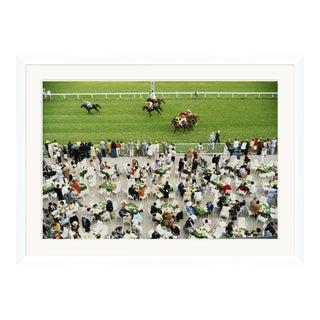 "Slim Aarons, ""Racing at Baden Baden,"" September 1, 1978 Getty Images Gallery Framed Art Print For Sale"