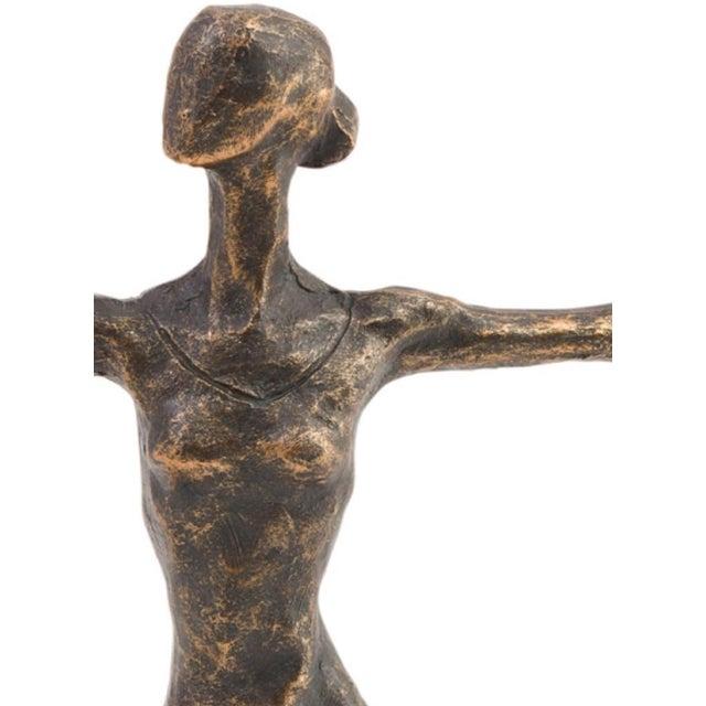 Warrior Modern Sculpture - Image 6 of 6