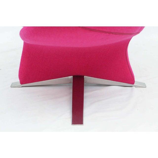 Unusual Danish Lounge Chair - Image 6 of 8