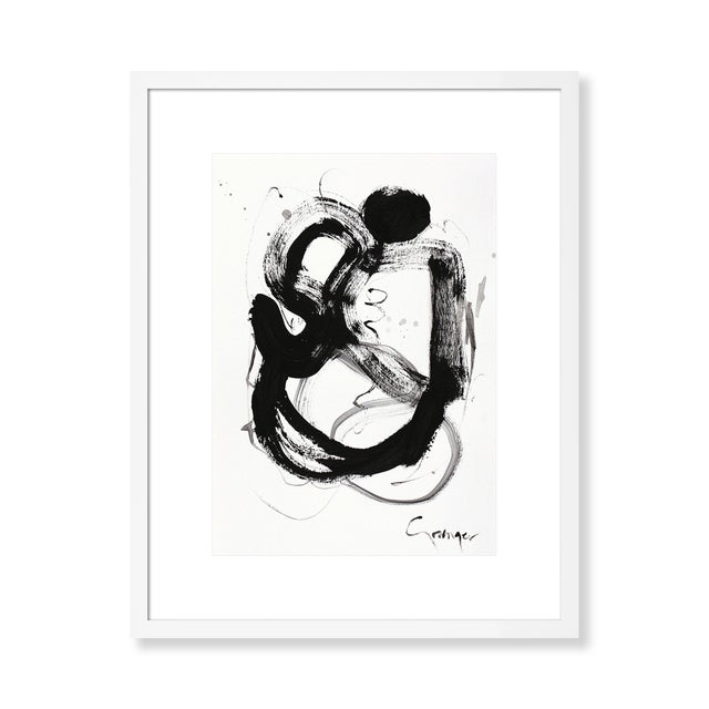 Not Yet Made - Made To Order Minimalist Gallery Wall, Set of 4 For Sale - Image 5 of 7