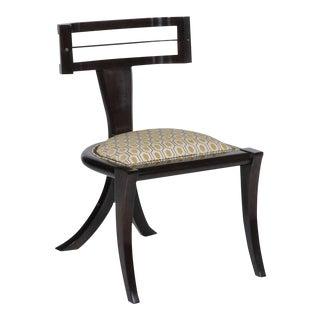 Modern Vanguard Furniture Thom Filicia Greek Peak Dining Chair For Sale