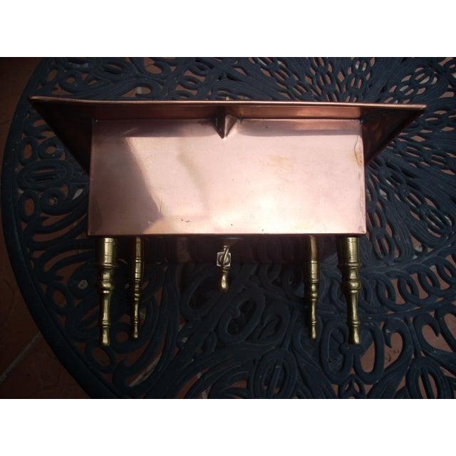 Copper Laboratory Steam Bath For Sale - Image 4 of 5