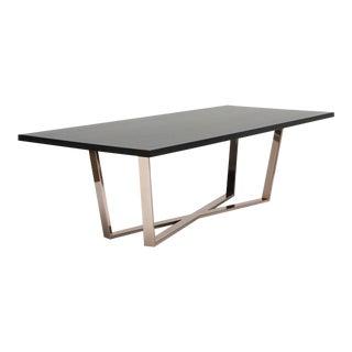 Cs Gax X Bk Dining Table For Sale