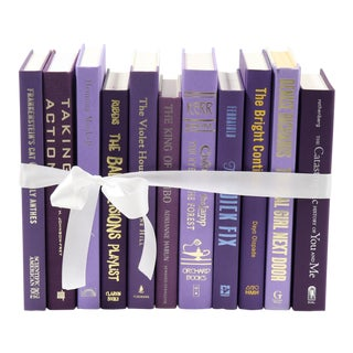 Purple Passion Book Bundle For Sale