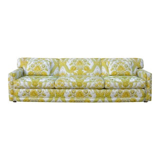 1960's Marge Carson Sofa in Original Upholstery For Sale
