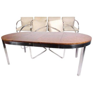 Vintage Modern Dining Set in the Style of Milo Baughman Preview