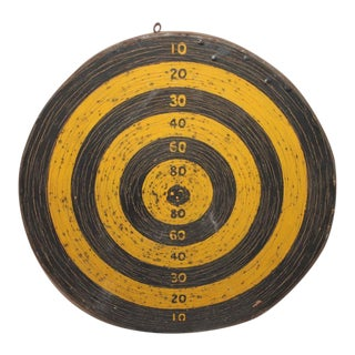 Early All Original Target Dart Board