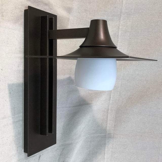 Hubbardton Forge Hood Outdoor Wall Sconce For Sale - Image 10 of 10