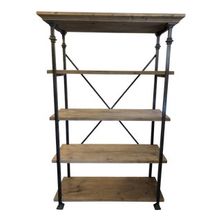 Restoration Hardware Salvage Baker's Rack