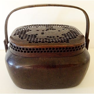19th Century Chinese Bronze Hand Warmer Preview
