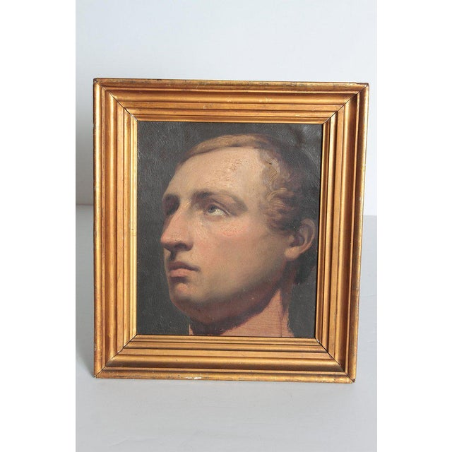 Early 19th Century Portrait of a Young Man by Willem Hendrik Schmidt (1809-1849) Dutch For Sale - Image 5 of 13