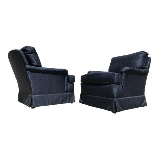 Robb & Stucky Lounge Chairs - a Pair