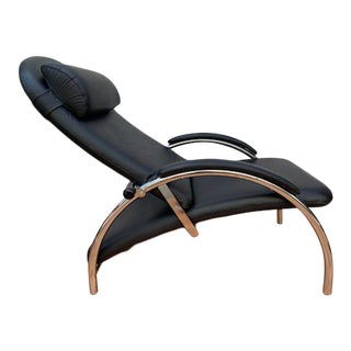 Mid Century Modern Ingmar Relling Optima Reclining Chair by Westnofa For Sale