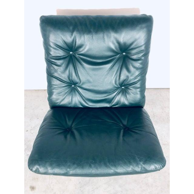 "Ingmar Relling for Westnofa ""Siesta"" Chair, Vintage 1970s For Sale - Image 11 of 12"