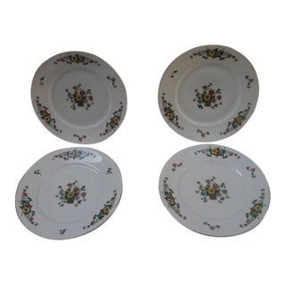 Edelstein Bavaria Flower Basket Dinner Plates - Set of 8