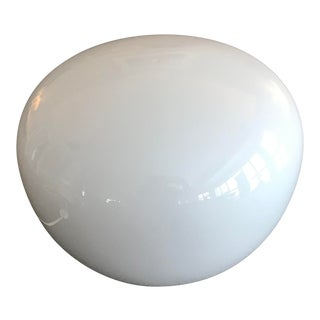 Large Modern Japanese Bubble-Style Table Lamp For Sale