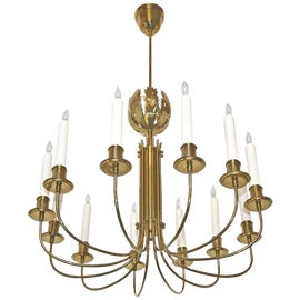 Image of Neoclassical Chandeliers