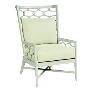 Century Furniture Captain's Chair, Peninsula For Sale