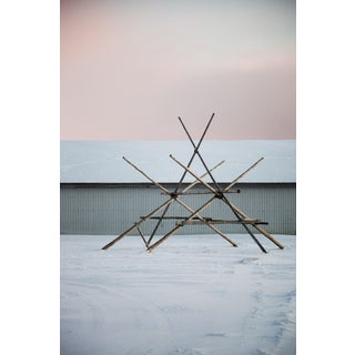 Minimal Icelandic Landscape Photograph Unframed For Sale