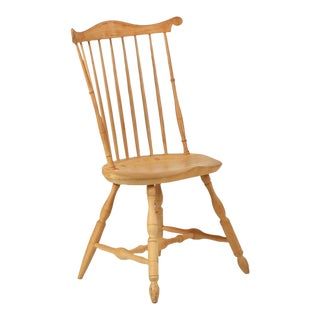 American Fanback Side Chair For Sale