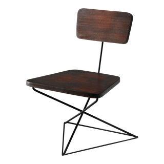 Rare Luther Conover chair, USA, circa 1950 For Sale