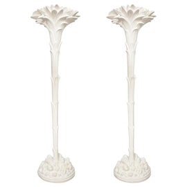 Image of Torchiere Floor Lamps