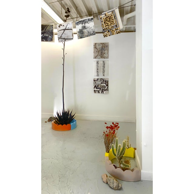 Edger Vase by Micah Heimlich For Sale In Los Angeles - Image 6 of 10