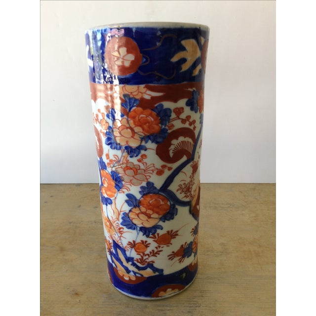 Antique Export Imari Vase - Image 2 of 6