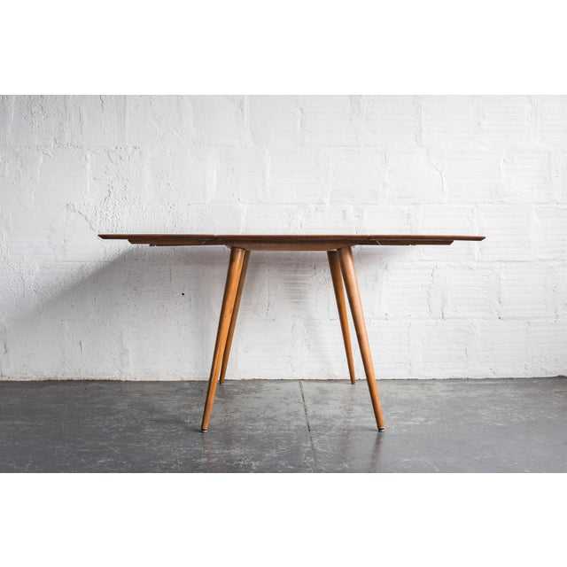 Paul McCobb Drop Leaf Dining Table - Image 2 of 9