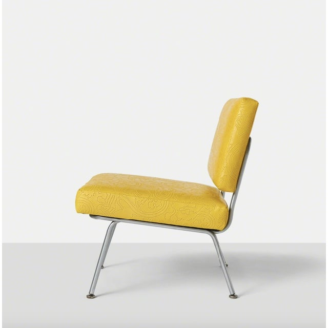 1950s Set of Five Florence Knoll Chairs Model #31 for Knoll International, Ca. 1954 For Sale - Image 5 of 10