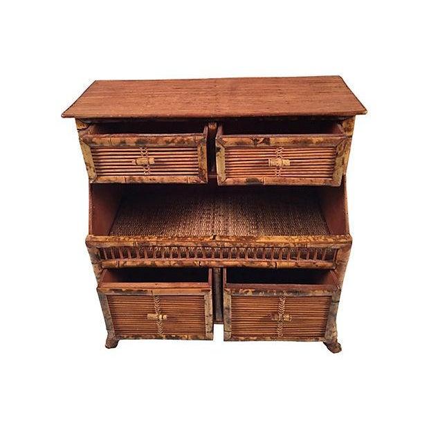 Rattan Storage Cabinet - Image 7 of 7