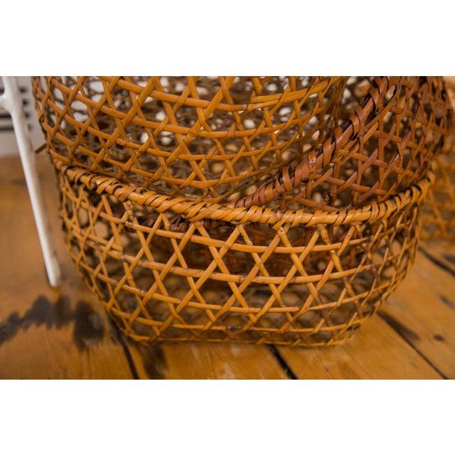 Vintage Japanese Basket - Image 5 of 6