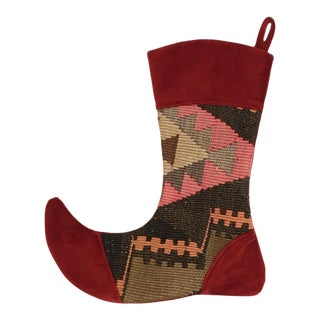 Kilim Christmas Stocking | Joe