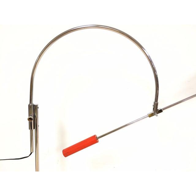 Modern Robert Sonneman Orbiter Floor Lamp For Sale - Image 3 of 8