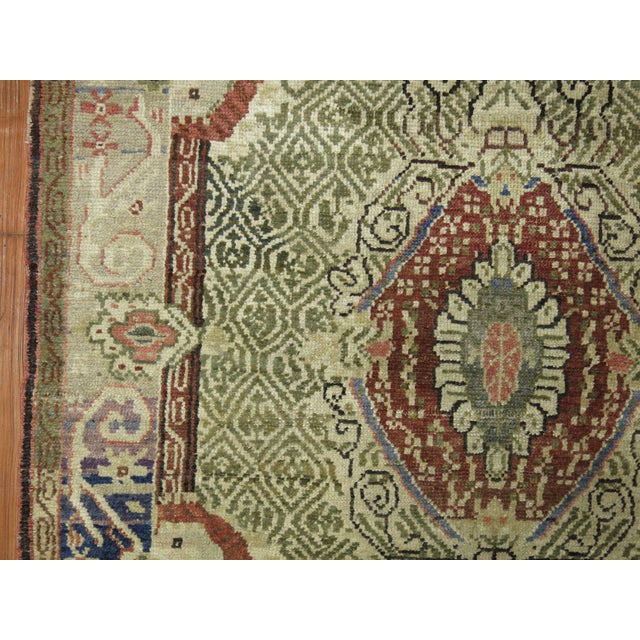 Antique Turkish Ghiordes Rug - 3'6'' x 5'3'' For Sale - Image 4 of 7