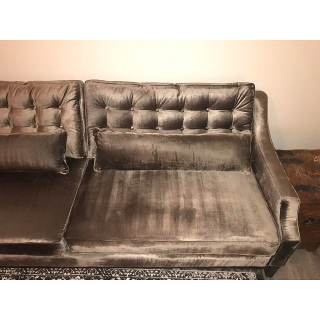 Z Gallerie Harrison Sofa Couch
