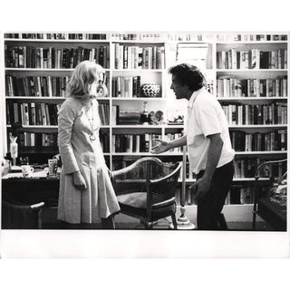 Minnie and Moskowitz 1971 U.S. Production Photo For Sale