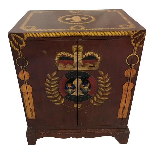 Mid-Century Decorative Cabinet - Image 1 of 8