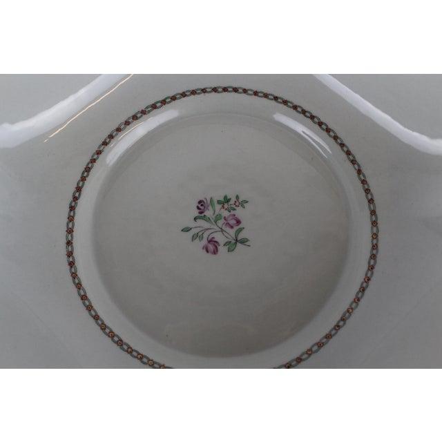 Traditional 1950s Vintage Vista Allegre Centerpiece Bowl For Sale - Image 3 of 8