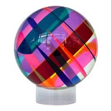 """Image of Vasa Mihich 12"""" Acrylic Sphere Sculpture For Sale"""