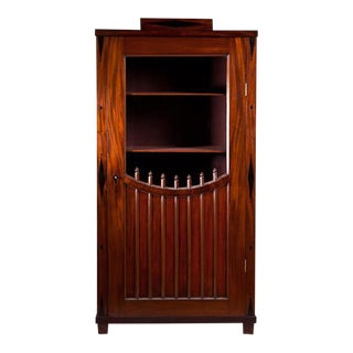 Russian Mahogany Bookcase With Glazed Door 1820 For Sale