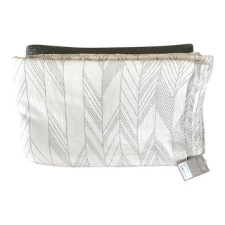 Coyuchi Arrowhead Organic Reversible Blanket - King Earth For Sale